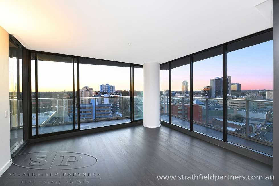 Third view of Homely apartment listing, 1202/88 Church Street, Parramatta NSW 2150