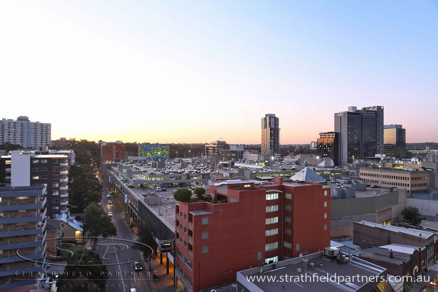 Fifth view of Homely apartment listing, 1202/88 Church Street, Parramatta NSW 2150