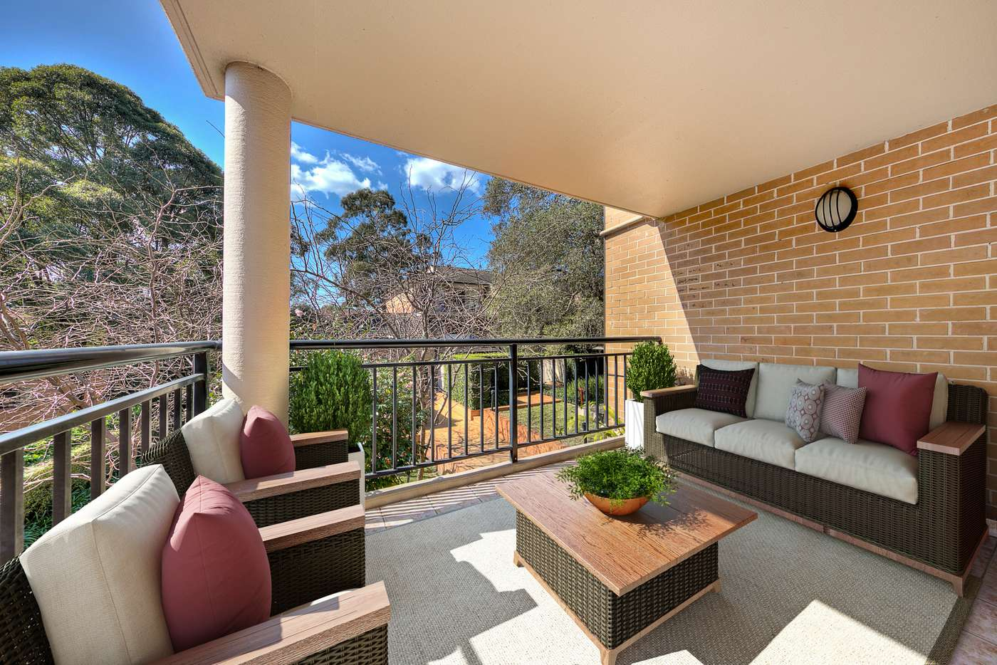 Main view of Homely apartment listing, 23/9-15 May Street, Hornsby NSW 2077