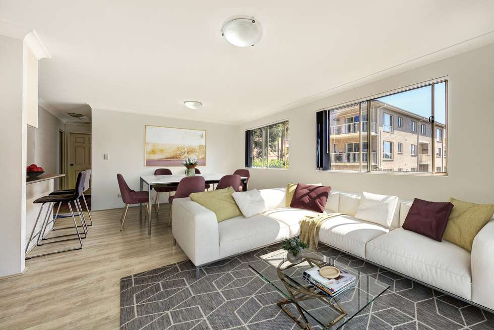 Second view of Homely apartment listing, 23/9-15 May Street, Hornsby NSW 2077