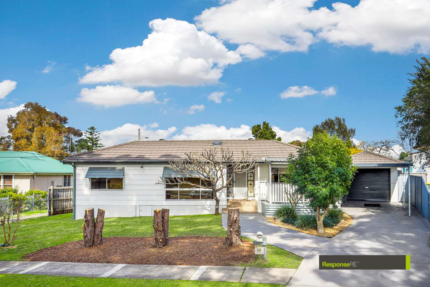Main view of Homely house listing, 56 Percy Street, Marayong NSW 2148