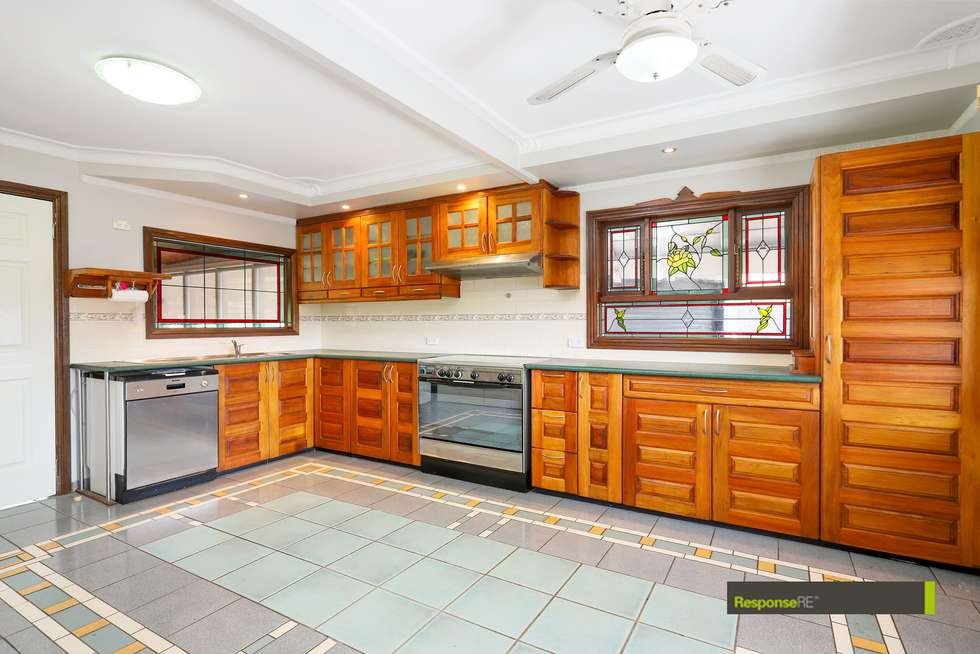 Second view of Homely house listing, 56 Percy Street, Marayong NSW 2148