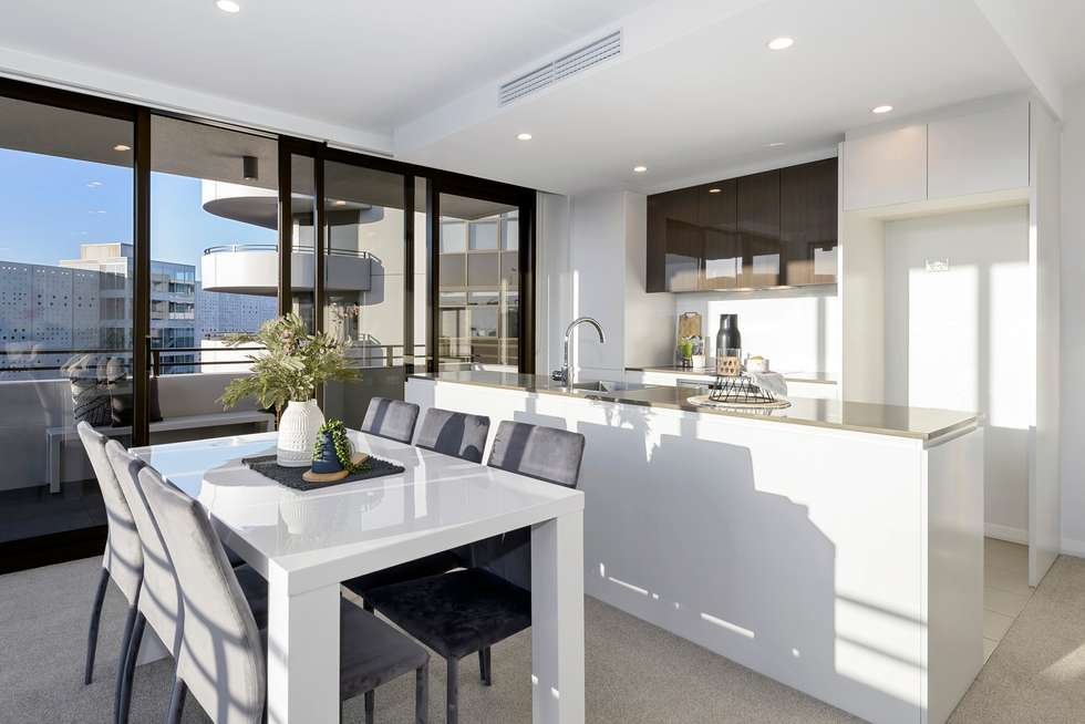 Second view of Homely apartment listing, 49/44 Macquarie Street, Barton ACT 2600