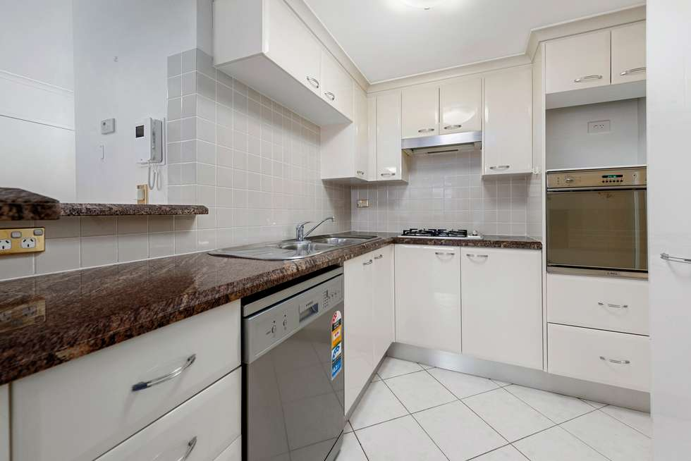 Second view of Homely apartment listing, 48/121-133 Pacific Highway, Hornsby NSW 2077