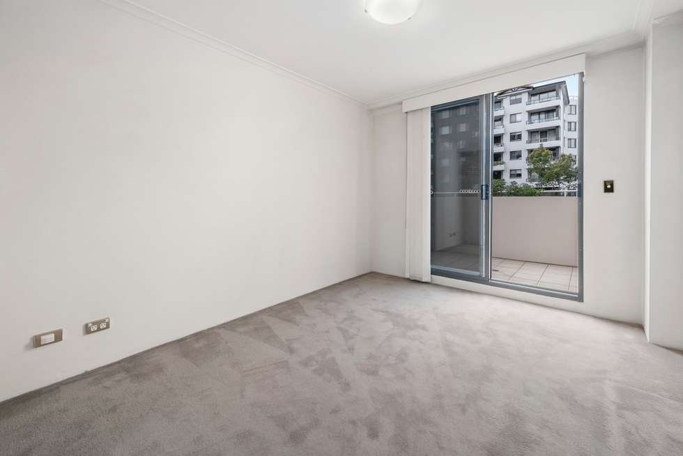 Third view of Homely apartment listing, 48/121-133 Pacific Highway, Hornsby NSW 2077