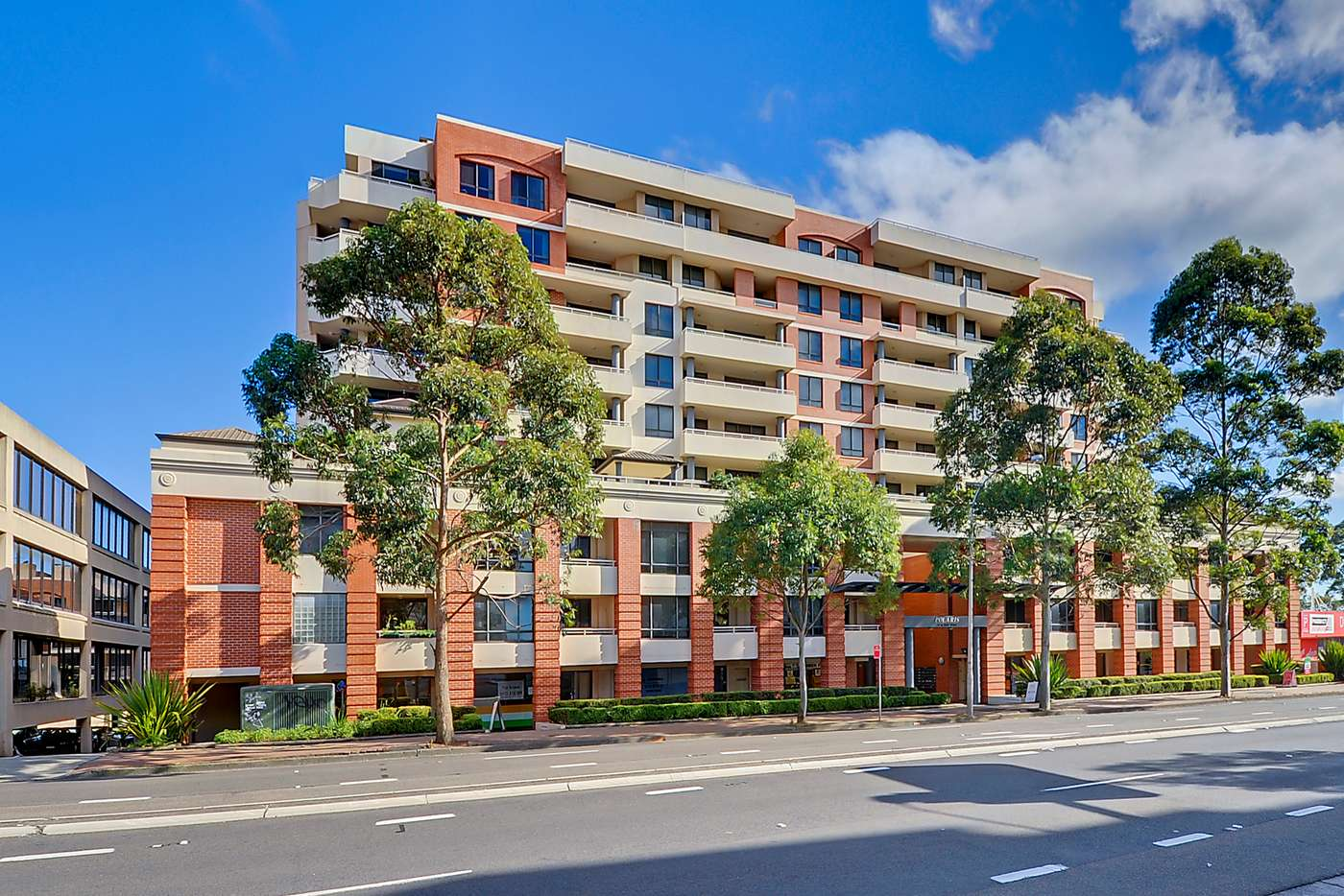 Fifth view of Homely apartment listing, 48/121-133 Pacific Highway, Hornsby NSW 2077