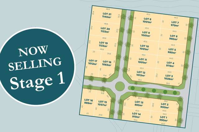 LOT 1-21 Lignum Road, Moama NSW 2731