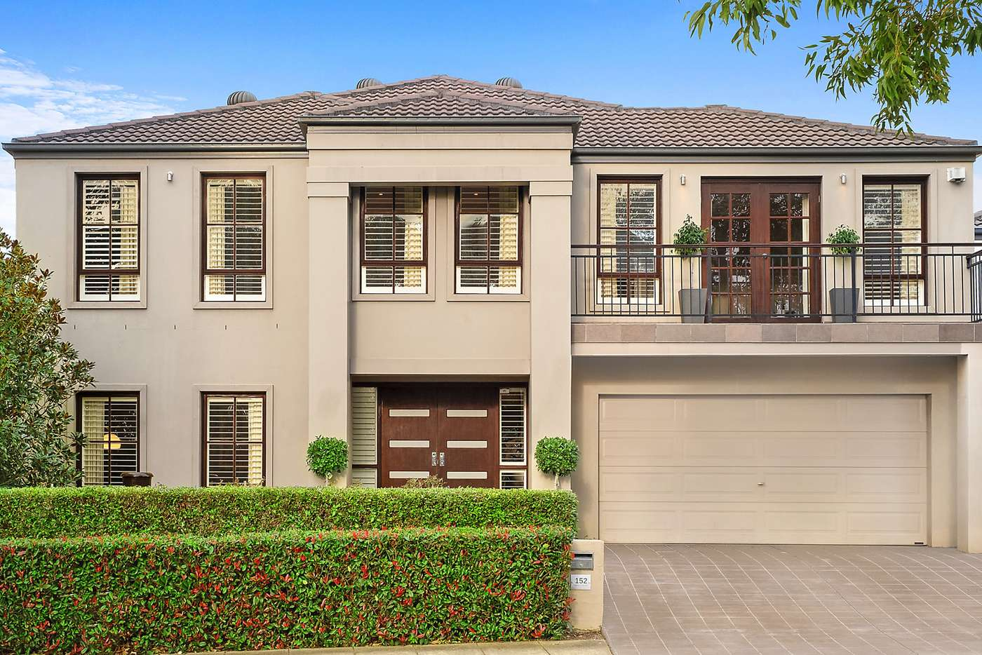Main view of Homely house listing, 152 Perfection Avenue, Stanhope Gardens NSW 2768