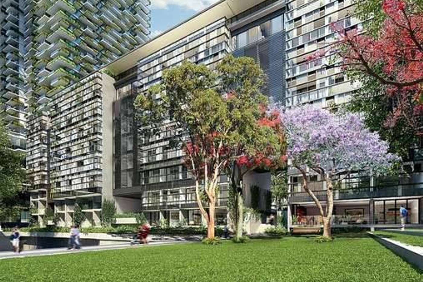 Main view of Homely apartment listing, 701/3 Park Lane, Chippendale NSW 2008