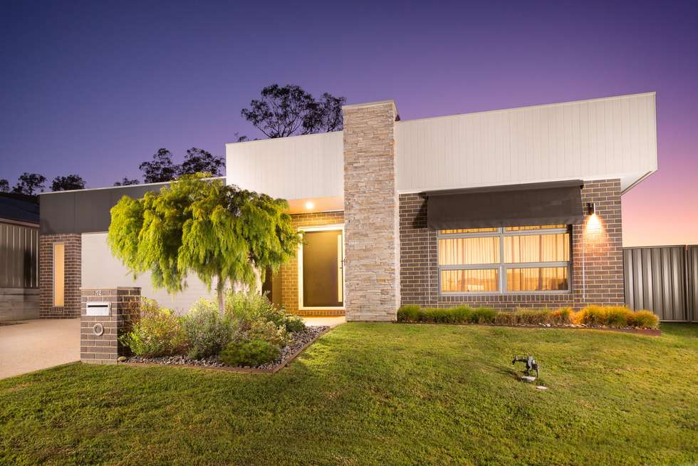 Second view of Homely house listing, 12 Partridge Way, Wodonga VIC 3690