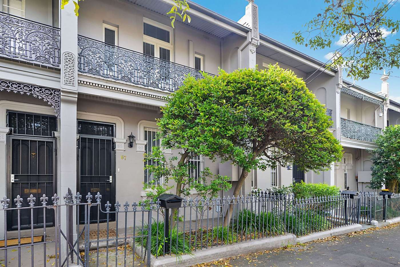 Main view of Homely terrace listing, 67 Boundary Street, Darlinghurst NSW 2010