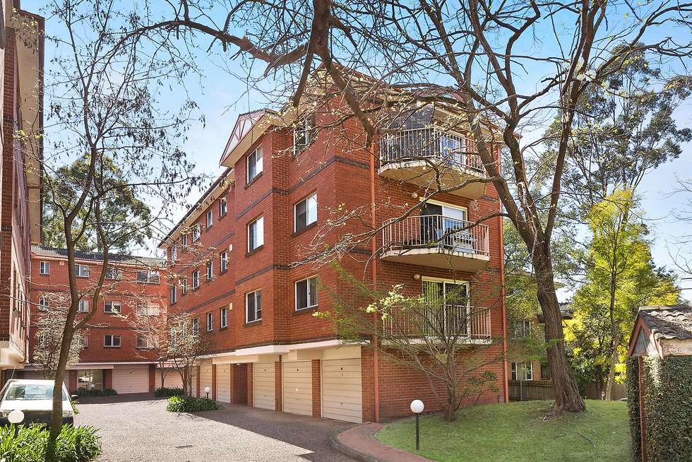 Second view of Homely apartment listing, 18/5-7 Water Street, Hornsby NSW 2077
