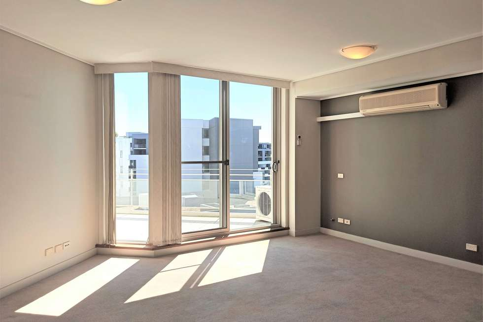 Third view of Homely apartment listing, 805/1 The Piazza, Wentworth Point NSW 2127