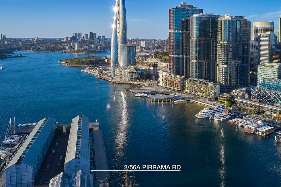 Fourth view of Homely apartment listing, 2/56A Pirrama Road, Pyrmont NSW 2009