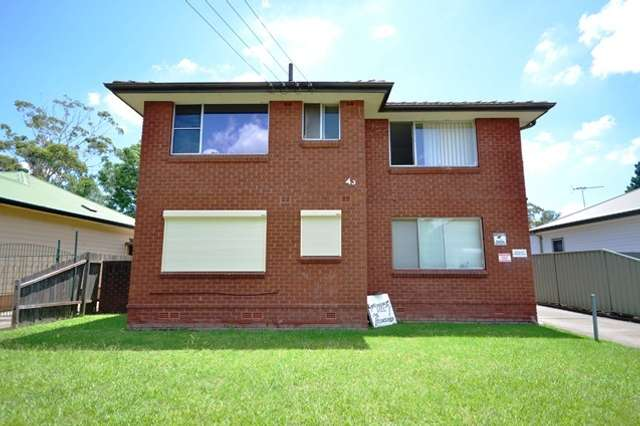 7/43 Aurelia Street, Toongabbie NSW 2146