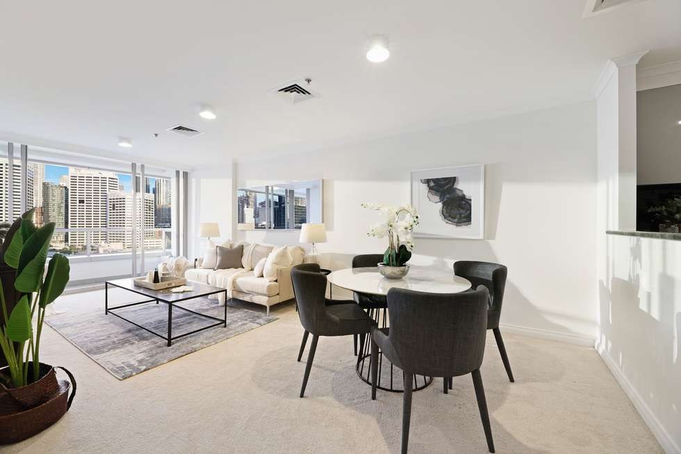 Second view of Homely apartment listing, 1101/50 Murray Street, Pyrmont NSW 2009