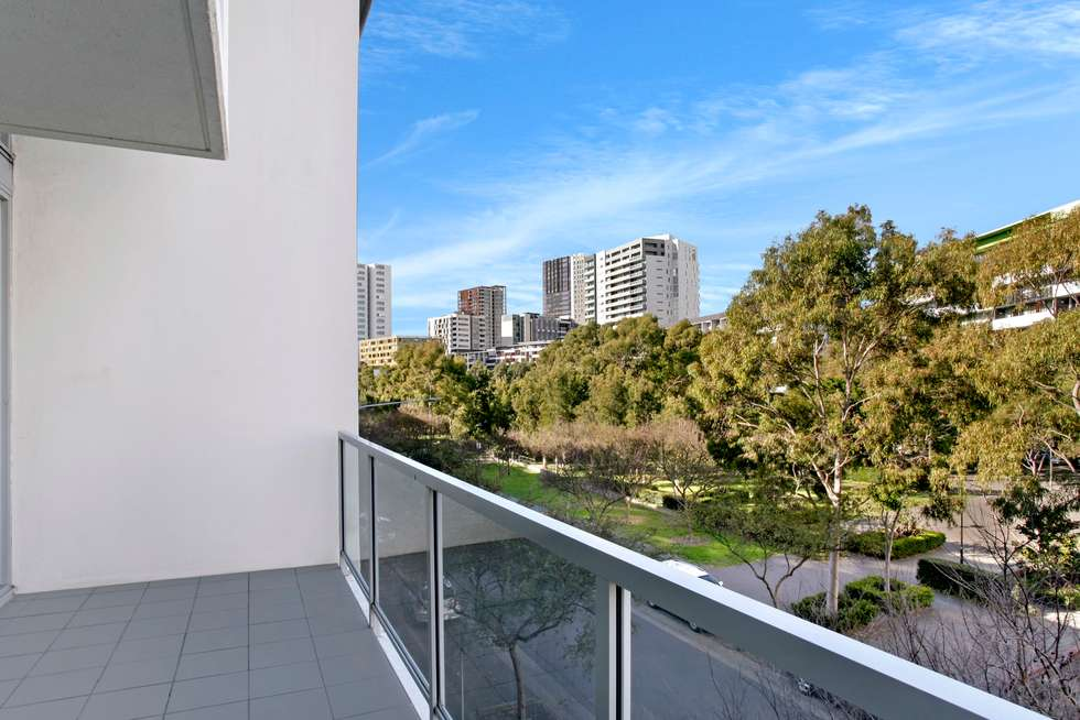 Second view of Homely apartment listing, 105/5A Victoria Park Parade, Zetland NSW 2017