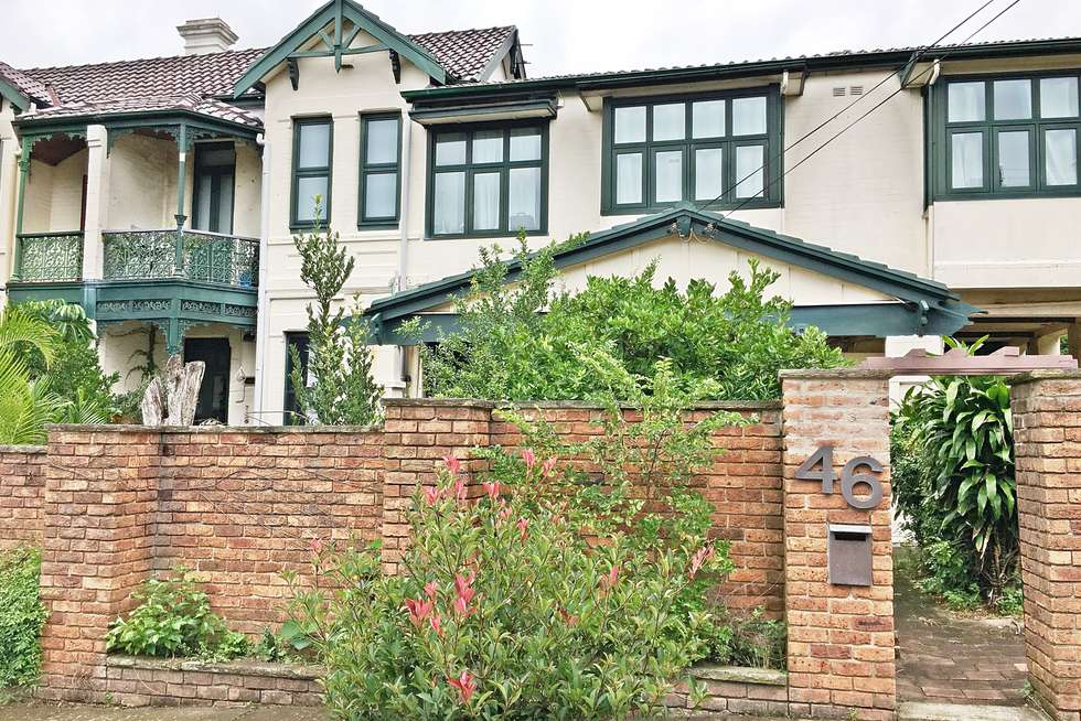 Fifth view of Homely studio listing, 5/46 Bruce Street, Stanmore NSW 2048
