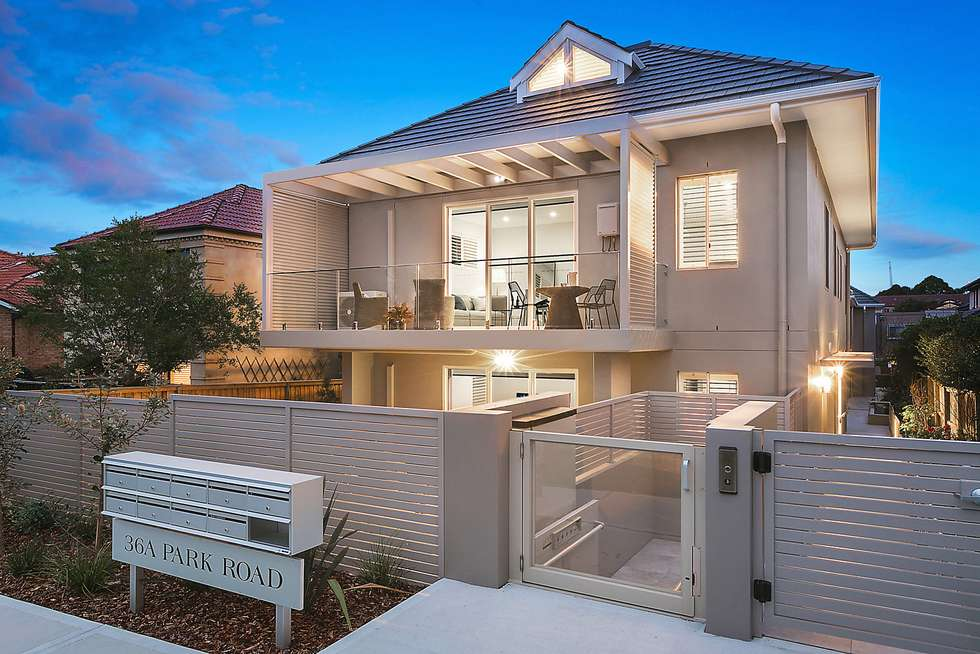 Fourth view of Homely apartment listing, 3/36A Park Road, Naremburn NSW 2065