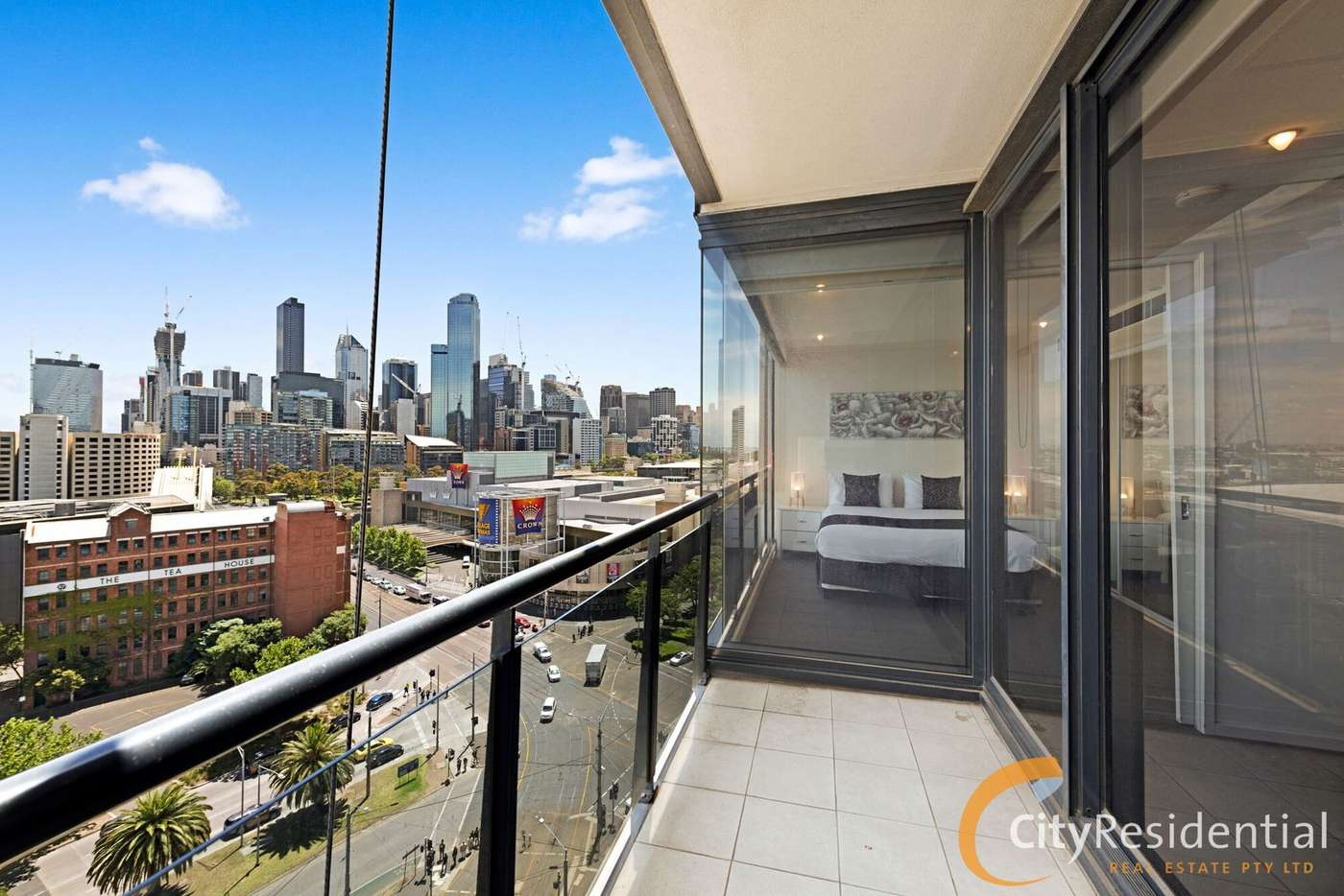 Main view of Homely apartment listing, 1310/63 Whiteman Street, Southbank VIC 3006