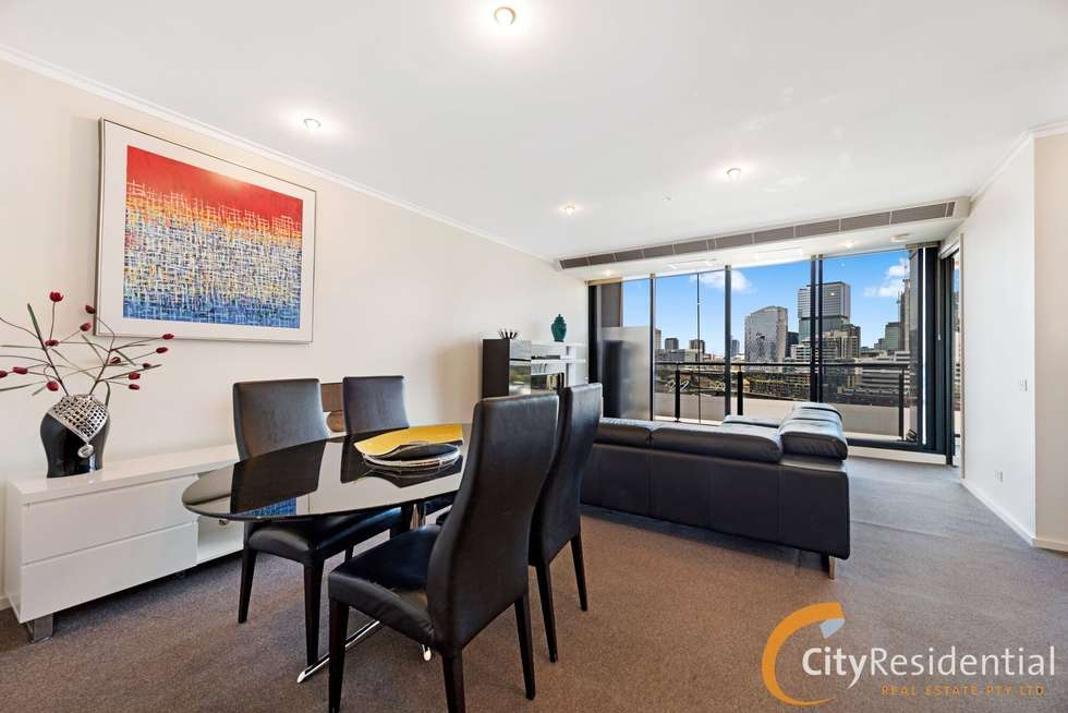 Second view of Homely apartment listing, 1310/63 Whiteman Street, Southbank VIC 3006