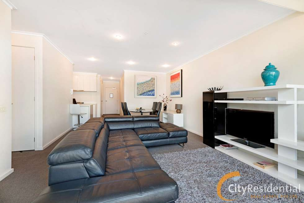 Third view of Homely apartment listing, 1310/63 Whiteman Street, Southbank VIC 3006