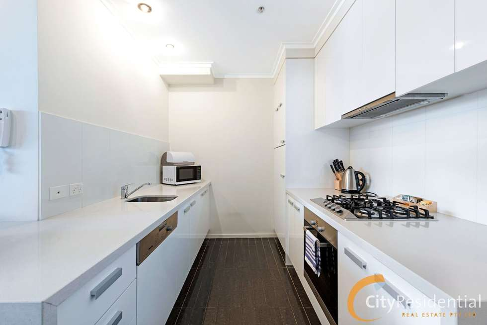 Fourth view of Homely apartment listing, 1310/63 Whiteman Street, Southbank VIC 3006