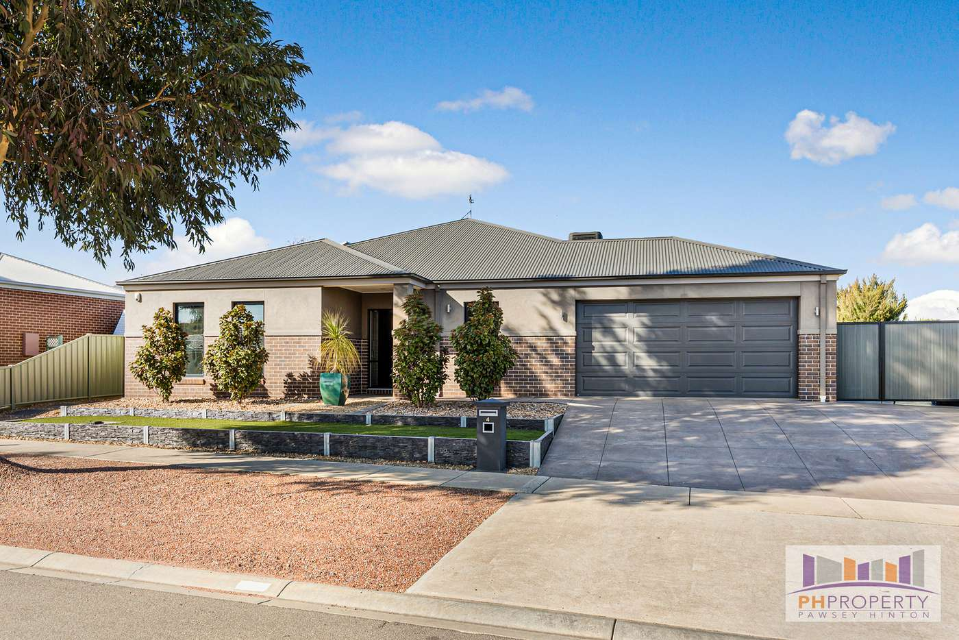 Main view of Homely house listing, 4 Anteah Road, Maiden Gully VIC 3551