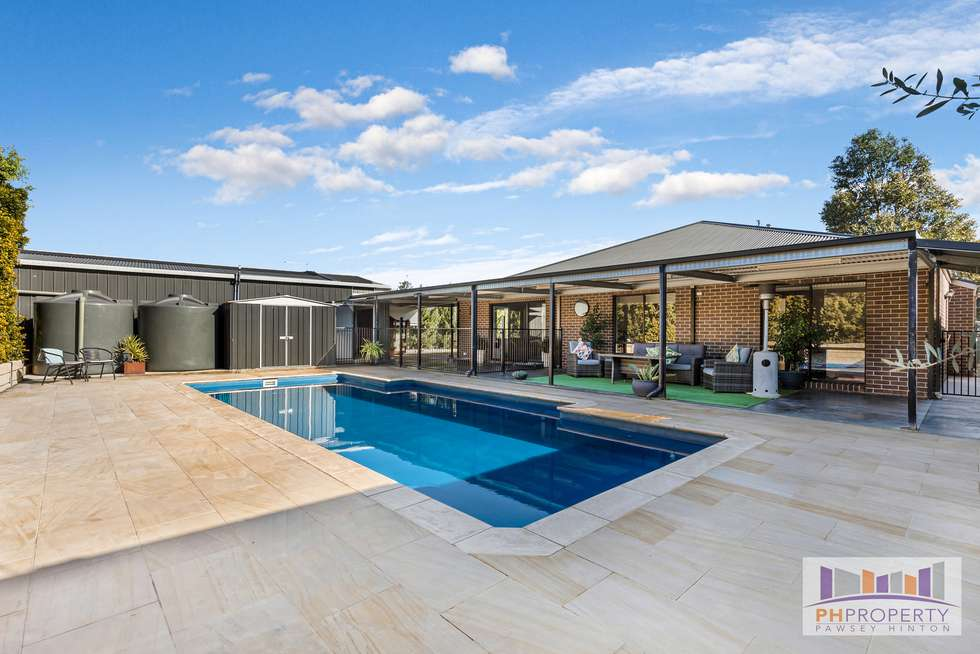 Second view of Homely house listing, 4 Anteah Road, Maiden Gully VIC 3551