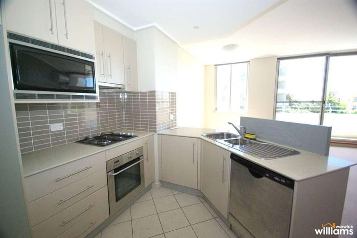 Main view of Homely apartment listing, 508/2 The Piazza, Wentworth Point NSW 2127