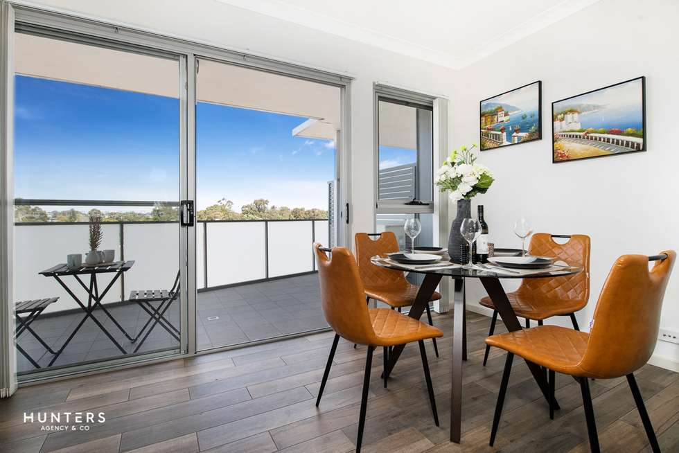 Fourth view of Homely apartment listing, 504/63-67 Veron Street, Wentworthville NSW 2145