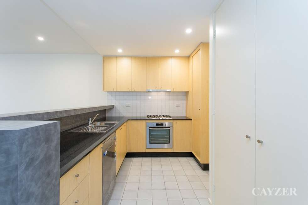Second view of Homely apartment listing, 852/1 Esplanade West, Port Melbourne VIC 3207