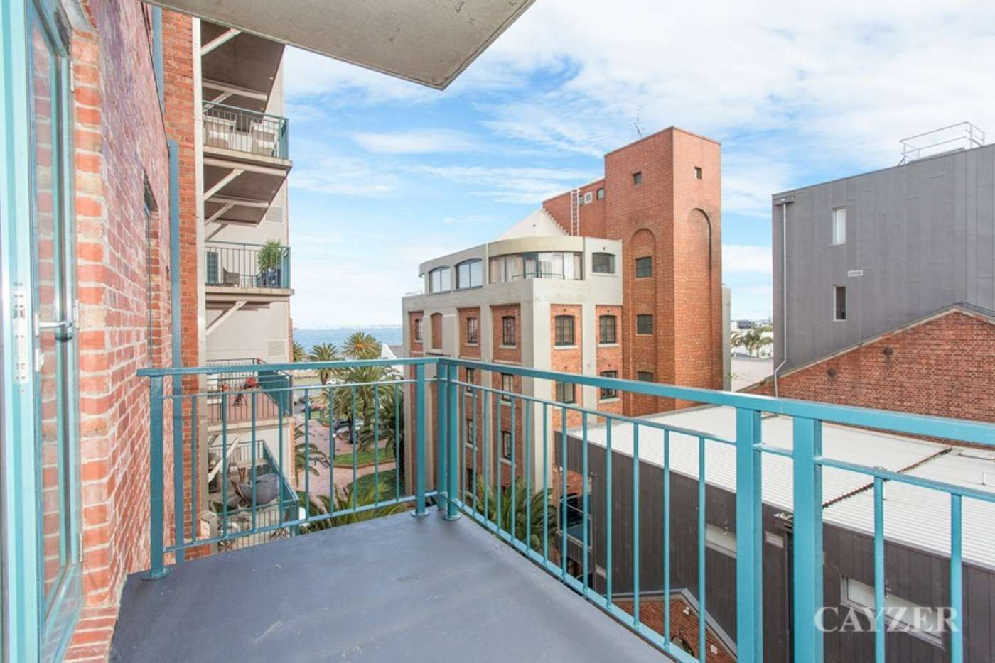 Sixth view of Homely apartment listing, 852/1 Esplanade West, Port Melbourne VIC 3207