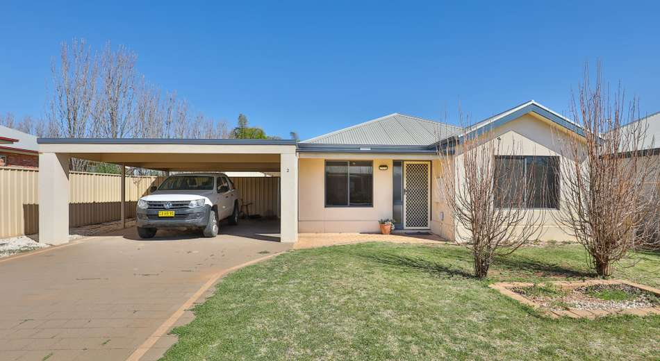 2 Robert Court, Gol Gol NSW 2738