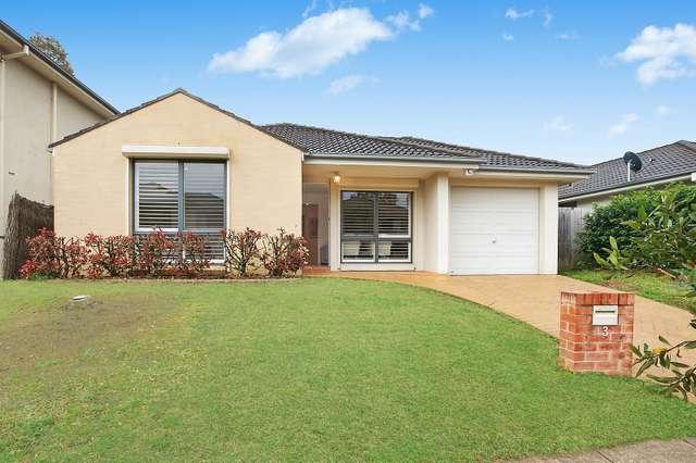 3 Croyde Street, Stanhope Gardens NSW 2768