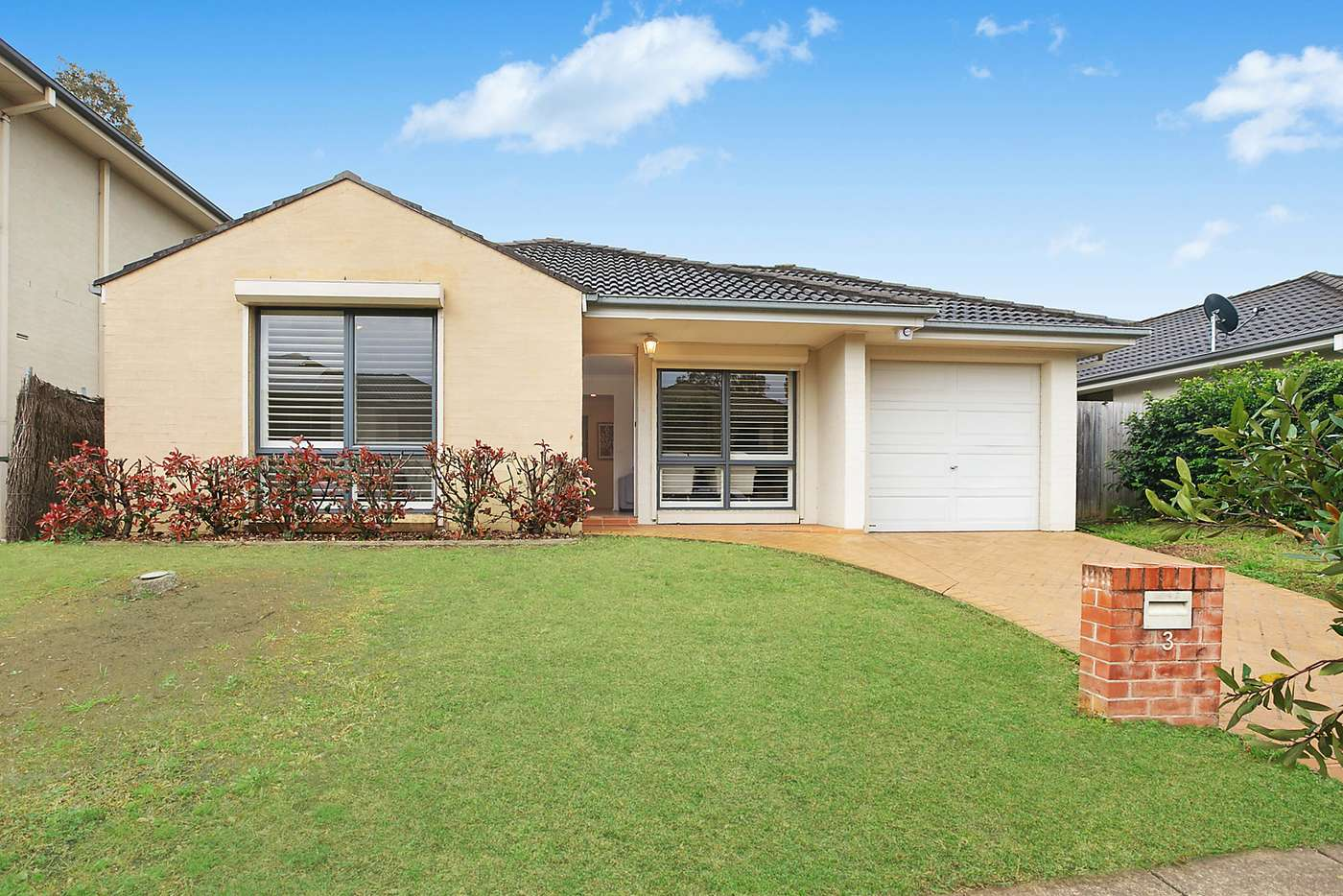 Main view of Homely house listing, 3 Croyde Street, Stanhope Gardens NSW 2768