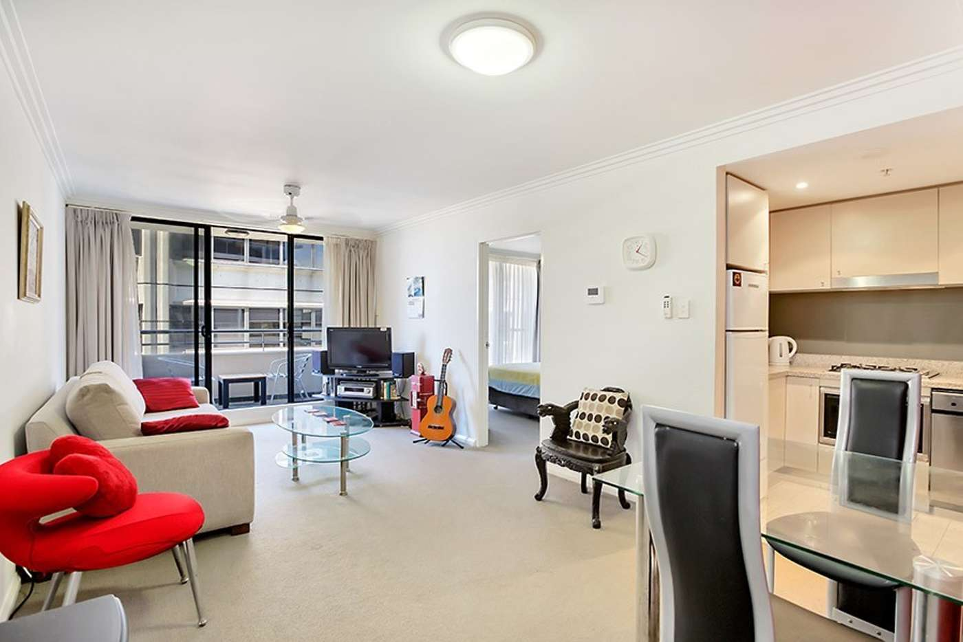Main view of Homely apartment listing, 1219/1 Sergeants Lane, St Leonards NSW 2065
