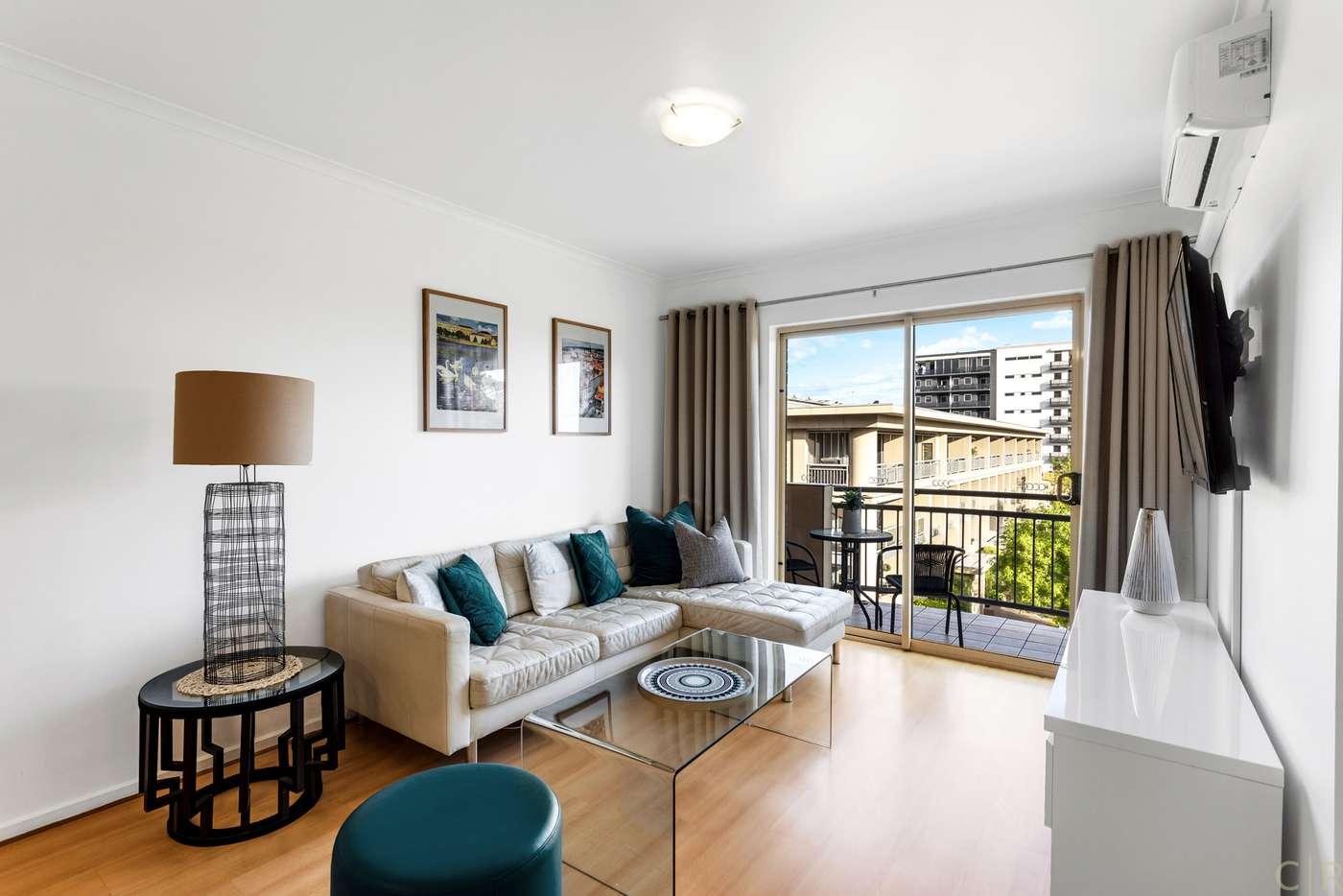 Main view of Homely apartment listing, 28B/188 Carrington Street, Adelaide SA 5000