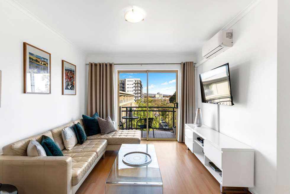 Second view of Homely apartment listing, 28B/188 Carrington Street, Adelaide SA 5000