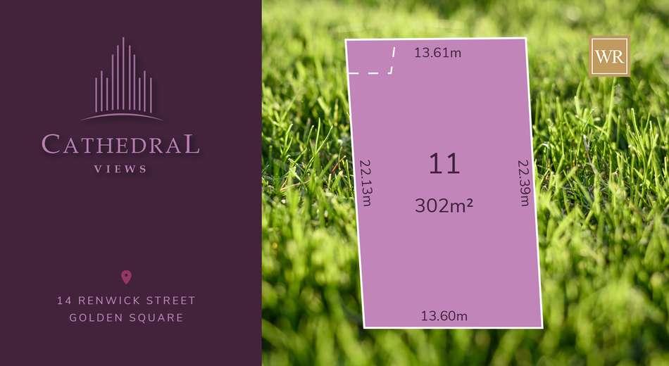 LOT 11/14 Renwick Street, Golden Square VIC 3555