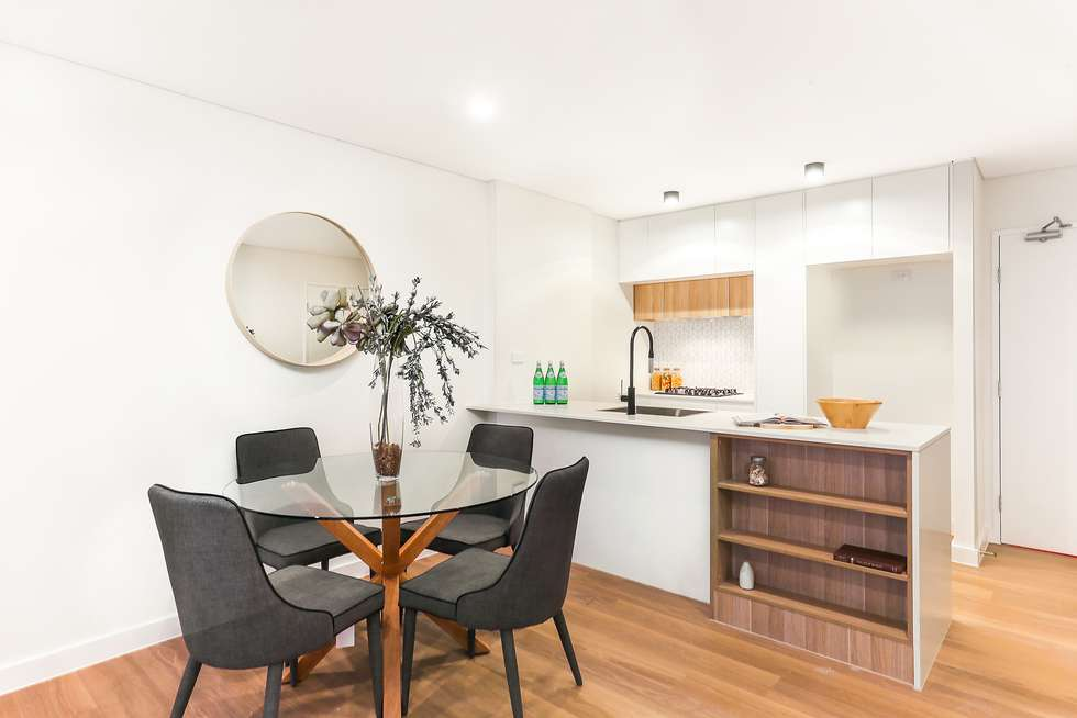 Third view of Homely apartment listing, 502/2 Murrell Street, Ashfield NSW 2131