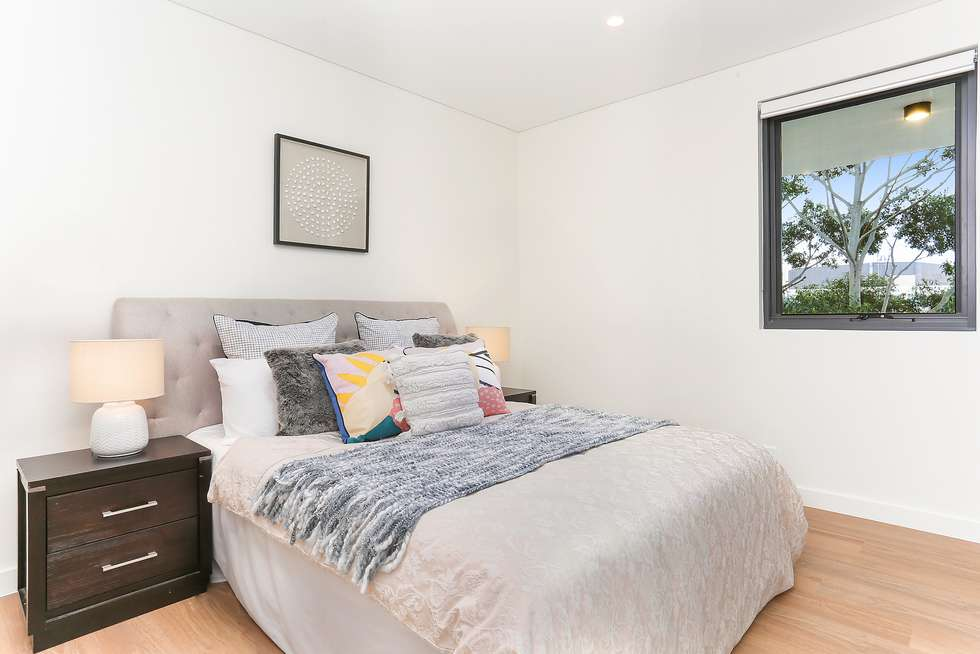 Fourth view of Homely apartment listing, 502/2 Murrell Street, Ashfield NSW 2131