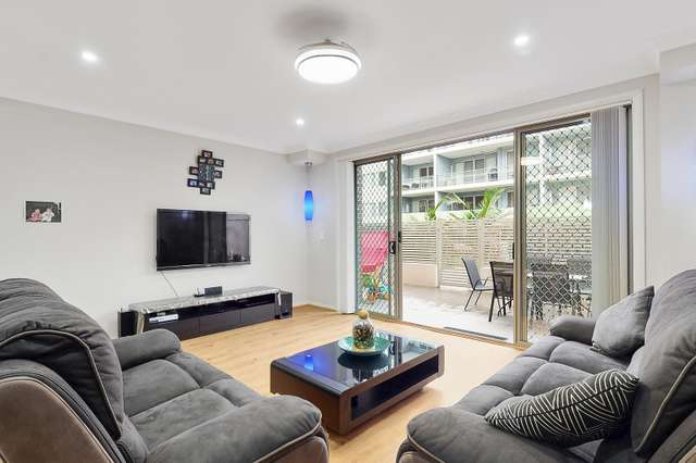 G03/8C Myrtle Street, Prospect NSW 2148