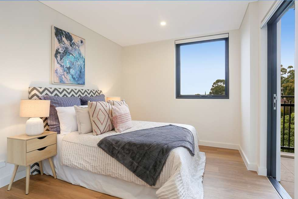 Fourth view of Homely apartment listing, 504/2 Murrell Street, Ashfield NSW 2131