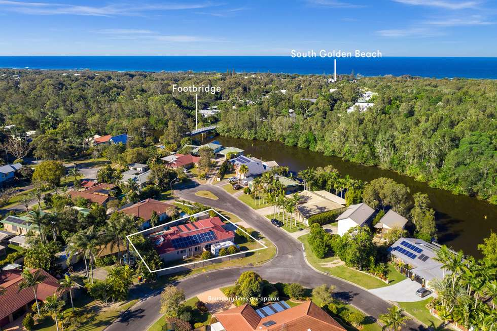 Second view of Homely house listing, 9 Natan Court, Ocean Shores NSW 2483