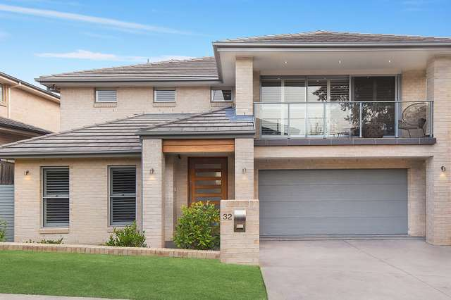 32 Chessington Terrace, Beaumont Hills NSW 2155