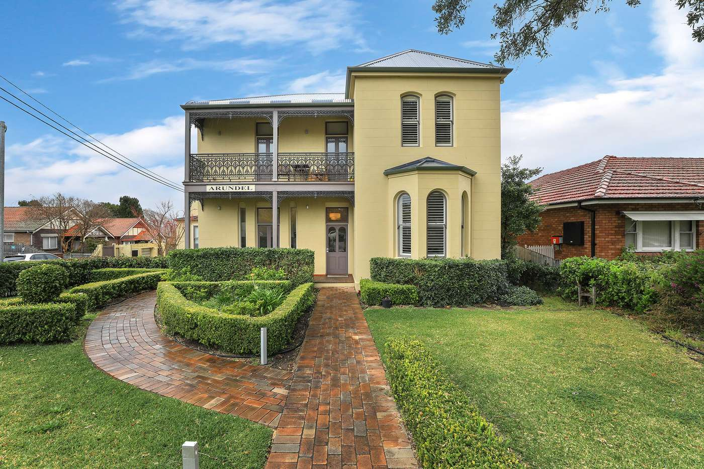 Main view of Homely apartment listing, 1/2 Victoria Square, Ashfield NSW 2131