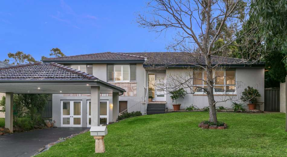 1 Darrambal Avenue, Baulkham Hills NSW 2153
