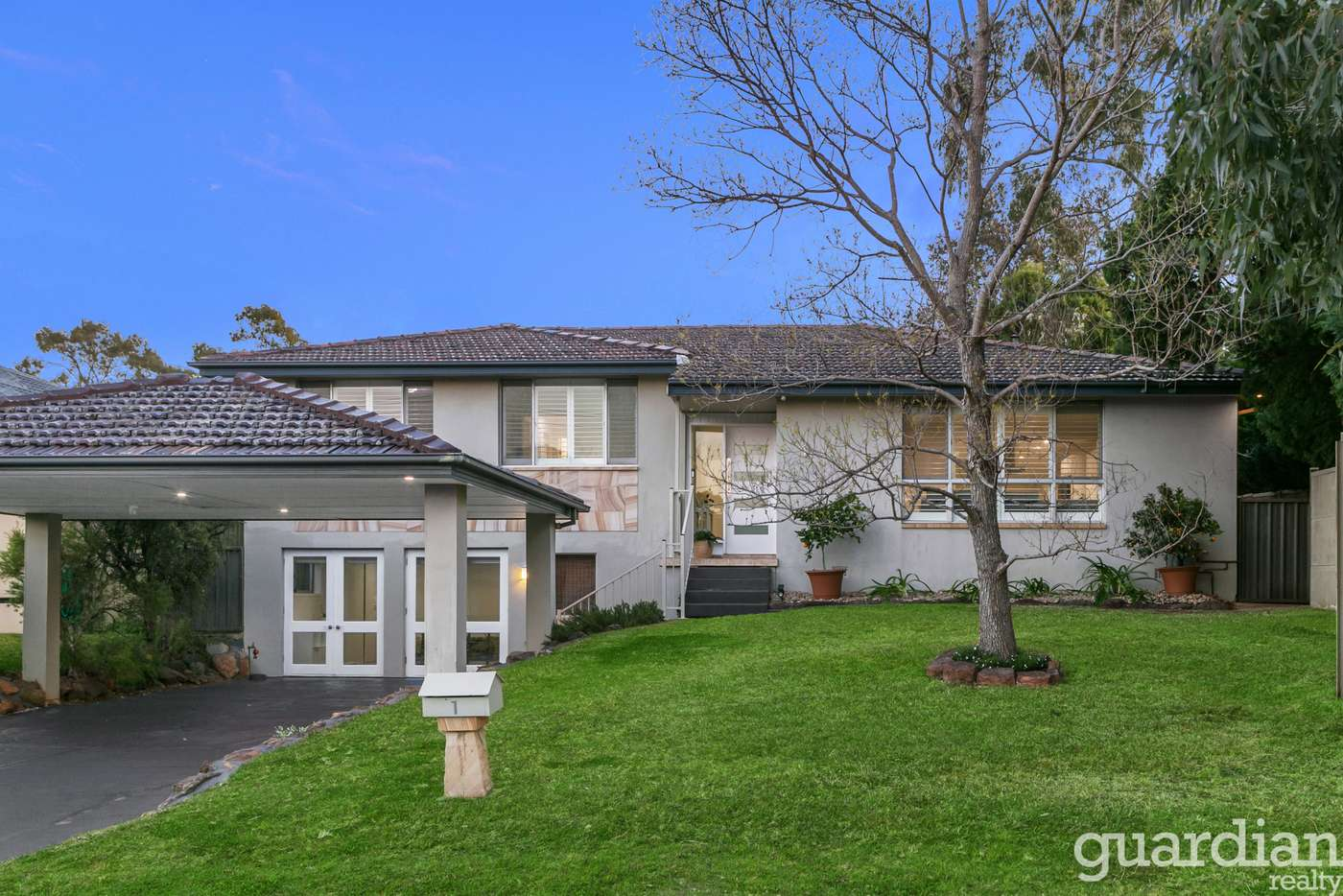 Main view of Homely house listing, 1 Darrambal Avenue, Baulkham Hills NSW 2153
