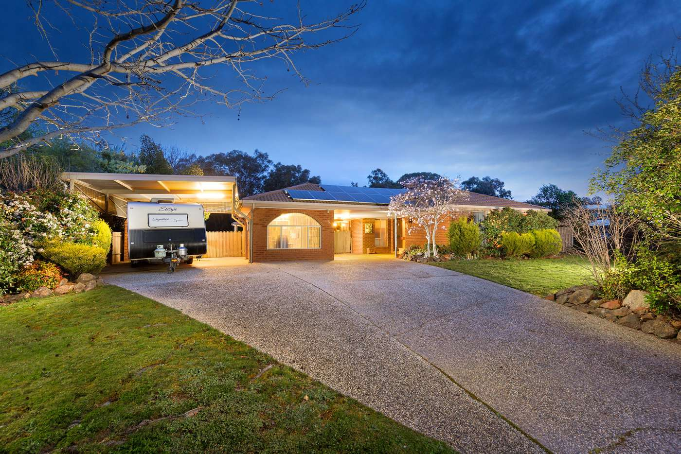 Main view of Homely house listing, 5 Norm Court, Wodonga VIC 3690